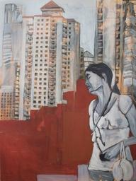 Kunstdruck von China Ölbild